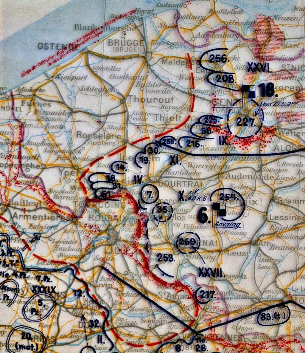 Et si les Britanniques n'avaient pas abandonné les Français à Dunkerque ? - Page 4 26_mai10