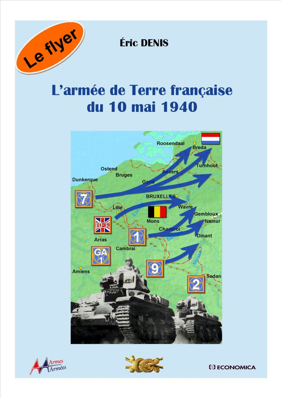 L'armée de Terre française du 10 mai 1940 (maintenant disponible) Flyer_10