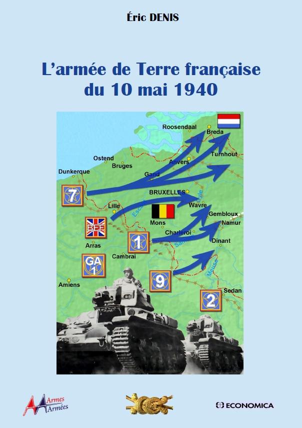 L'armée de Terre française du 10 mai 1940 (maintenant disponible) Maquet12