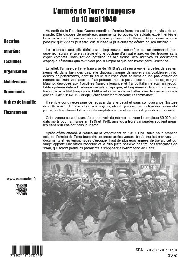 L'armée de Terre française du 10 mai 1940 (maintenant disponible) Maquet13