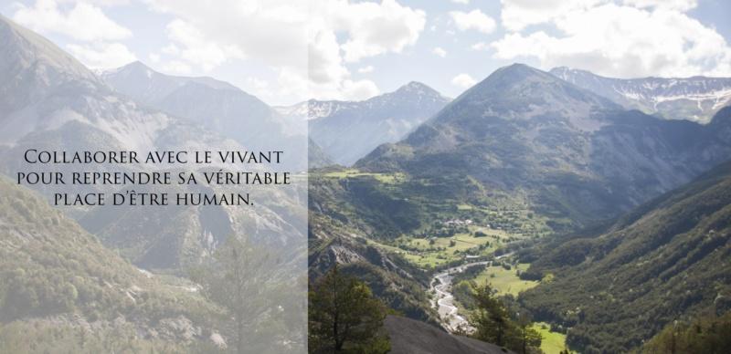 Séjour à la montagne - Collaborer avec le vivant Banniz10