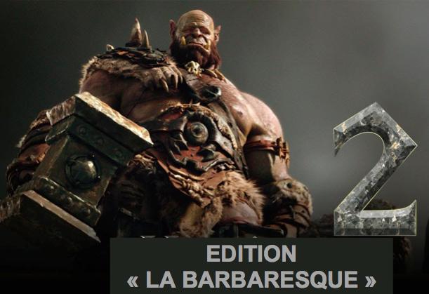 La BARBARESQUE  2ème Edition Captur20