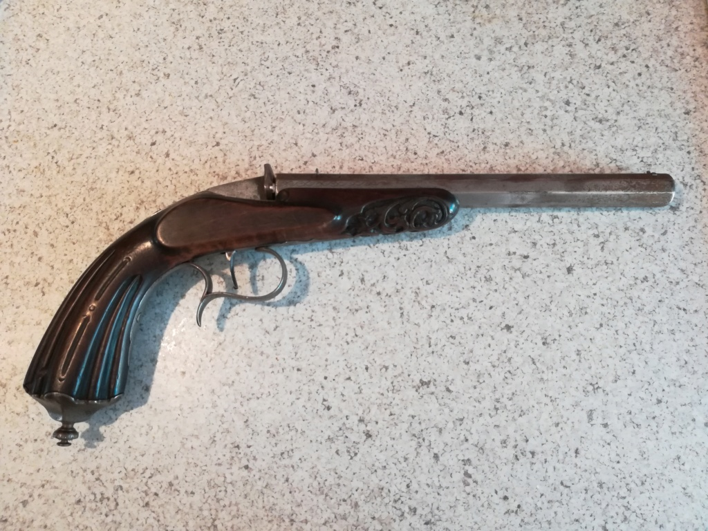 Identification pistolets 19ème Lefavr12