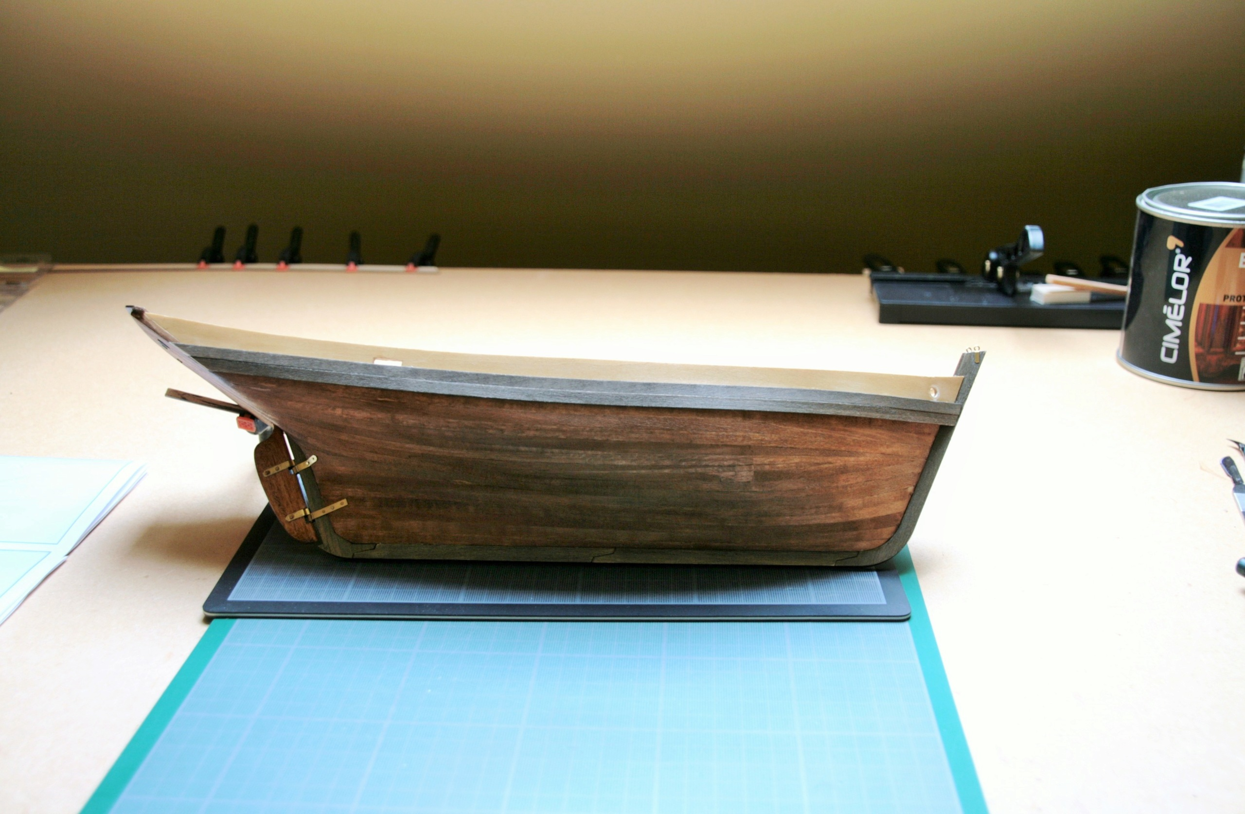 Les réalisations terminées de Loup, La Marie-Jeanne thonnier de Concarneau Img_3710