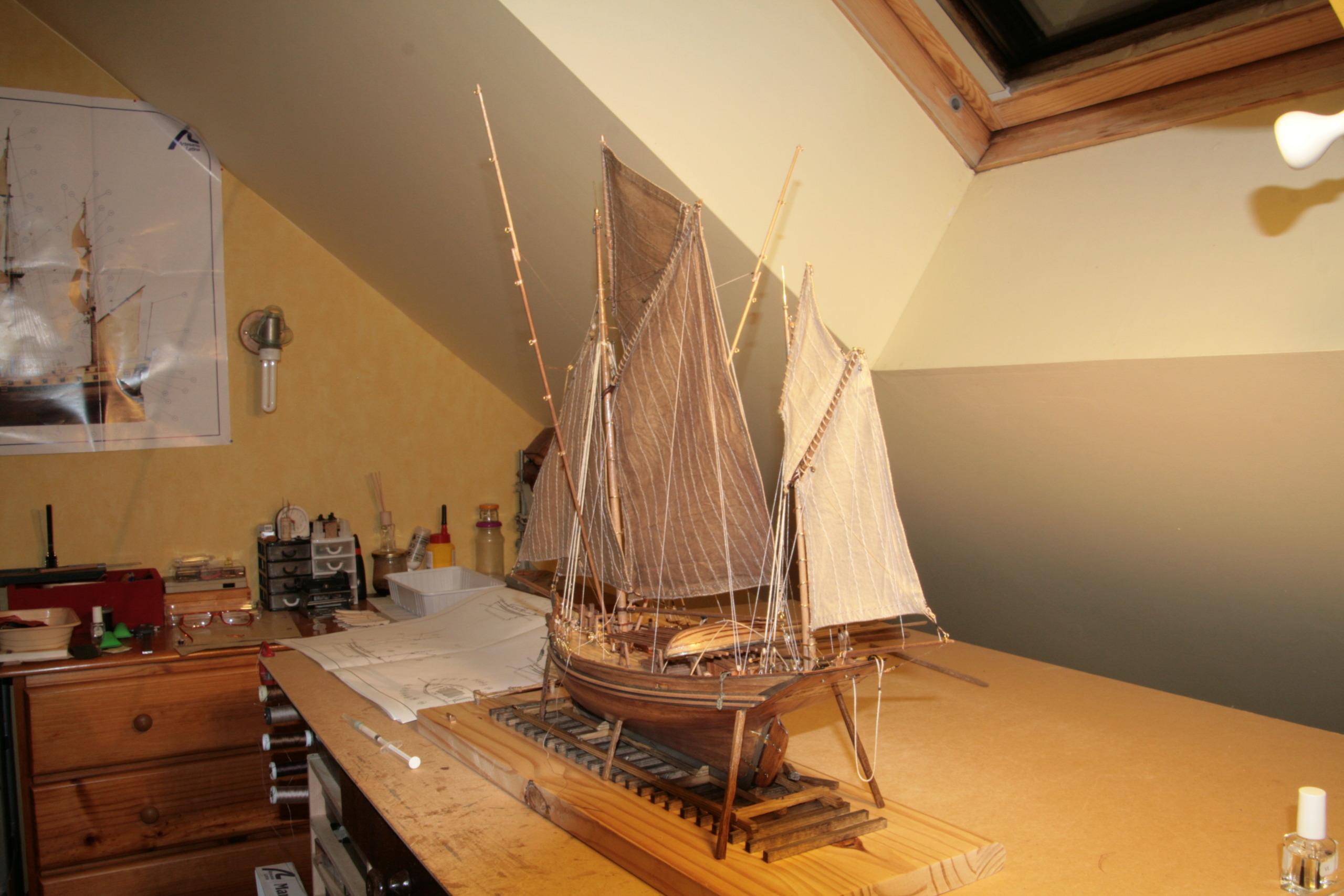 Les réalisations terminées de Loup, La Marie-Jeanne thonnier de Concarneau Img_4017