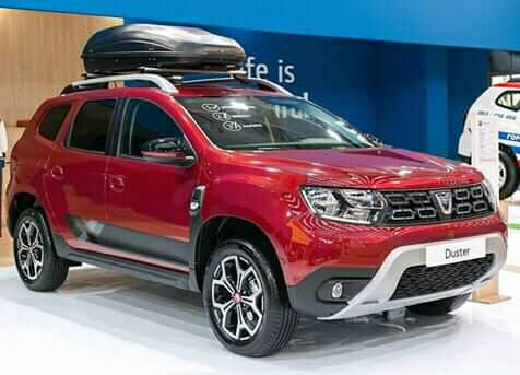 Duster 2 Techroad dci 115 rouge fusion 2019 Duster10