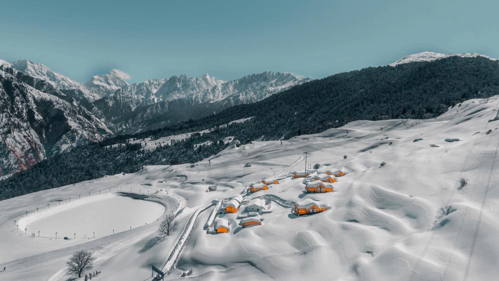 Auli ski