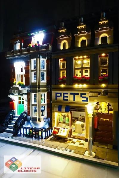 Lighting kit for Pet Shop 10218 Pet_110