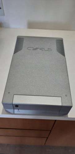 Cyrus X Power power amplifier - sold 20200215