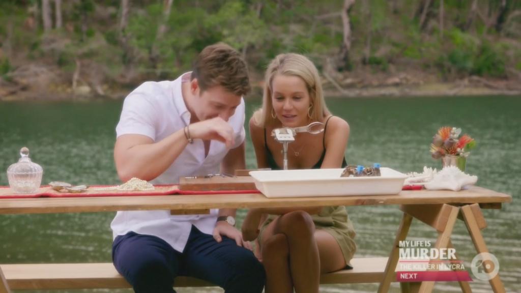 Bachelor Australia - Season 7 - Matt Agnew - S/Caps - *NO SPOILERS SLEUTHING* - * Discussion* 319