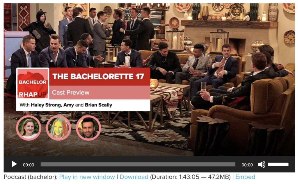 Bachelorette 17 - Katie Thurston - Media SM - *Sleuthing Spoilers*  - Page 34 56706110