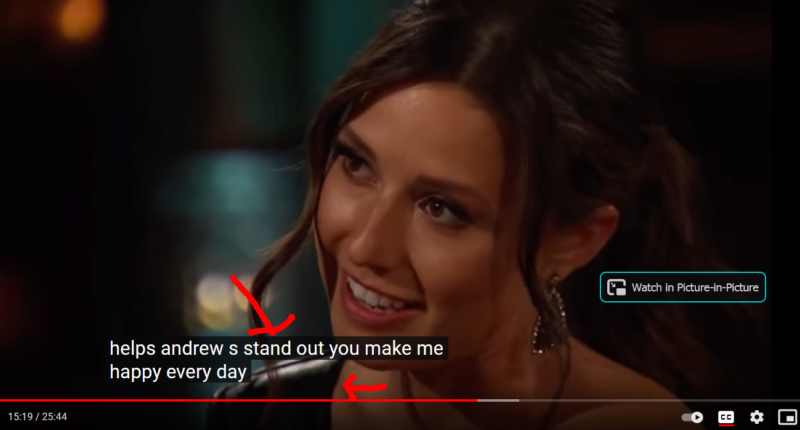 Bachelorette 17 - Katie Thurston - S/Caps - *Sleuthing Spoilers* - Page 6 9512