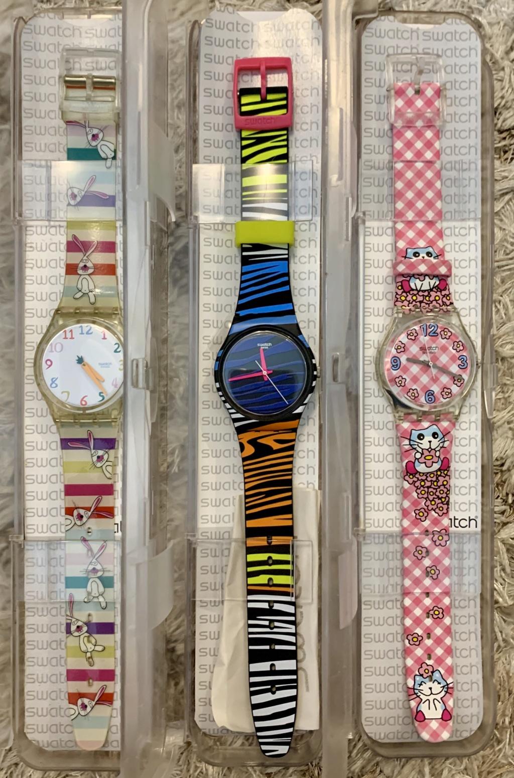 VENDUE - collection de Swatch 110