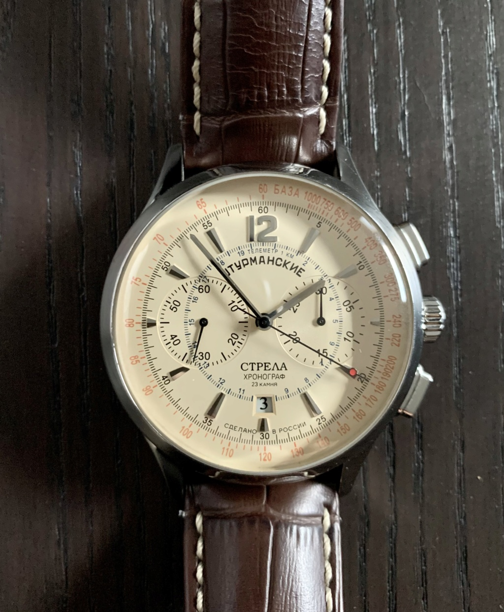 Vends Sturmanskie Strela - Volmax 44 mm 111