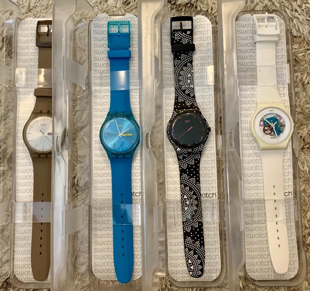 VENDUE - collection de Swatch 210