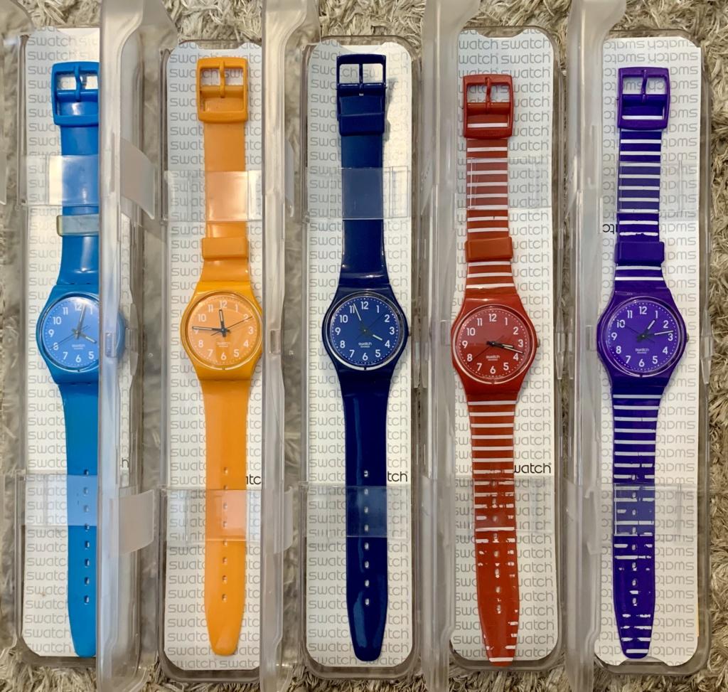 VENDUE - collection de Swatch 310