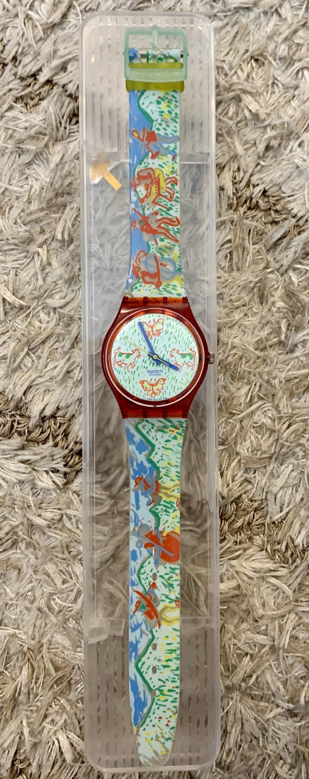 VENDUE - collection de Swatch 410