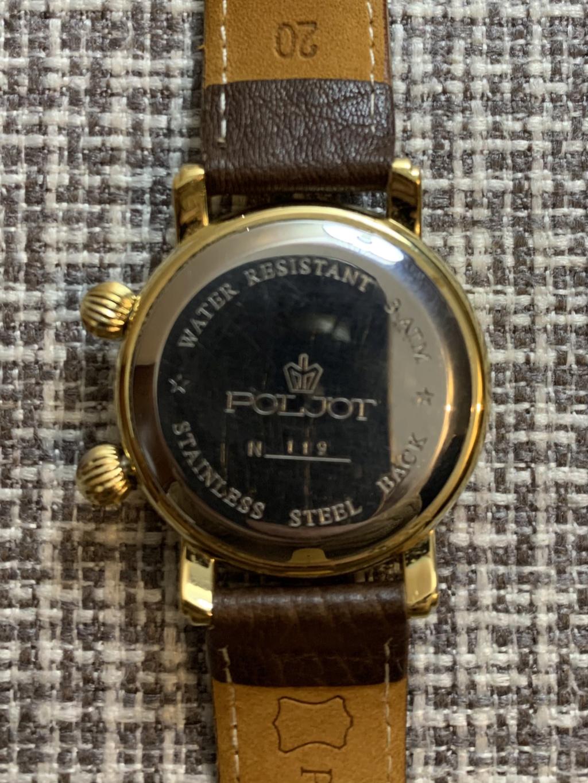 [Vends] Poljot Alarm Watch (avec boîte d'origine) Img_5612