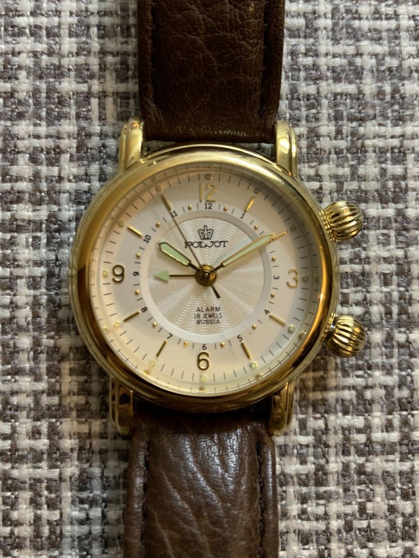 [Vends] Poljot Alarm Watch (avec boîte d'origine) Img_5613