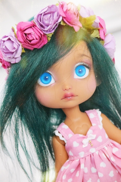 [Lillycat Cerise Doll] Riley ma Poulpy Caramel  Img-5110