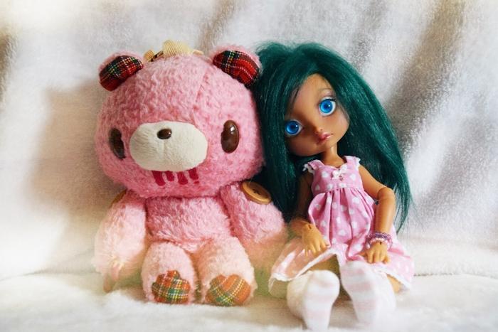 [Lillycat Cerise Doll] Riley ma Poulpy Caramel  Img-5111