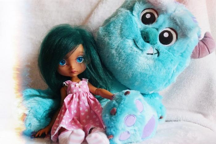 [Lillycat Cerise Doll] Riley ma Poulpy Caramel  Img-5112