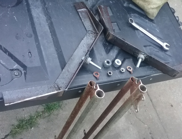 Homemade tools and stuff from junk laying around 20180615
