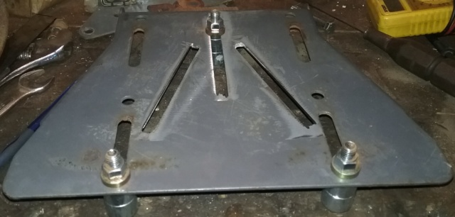 Make your own front 4 wheel drive axle? 20200117