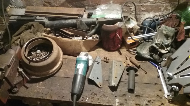 Make your own front 4 wheel drive axle? 20200125