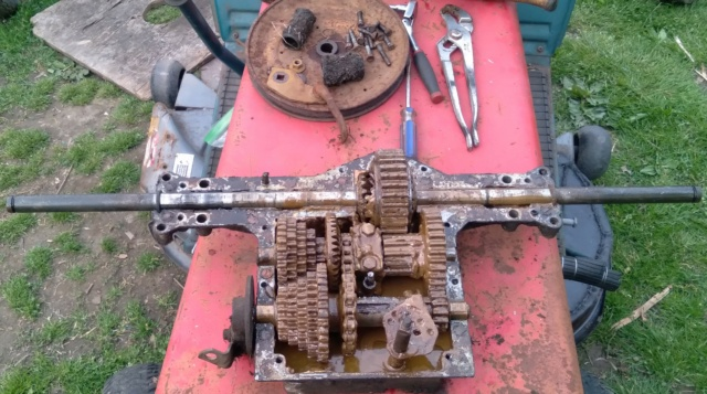 Vari drive with 5 speed transaxle - Page 7 20210511