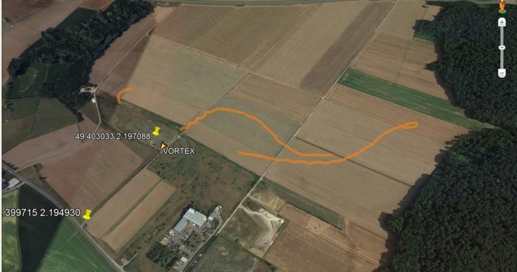 capteur GPS de frsky Captur34
