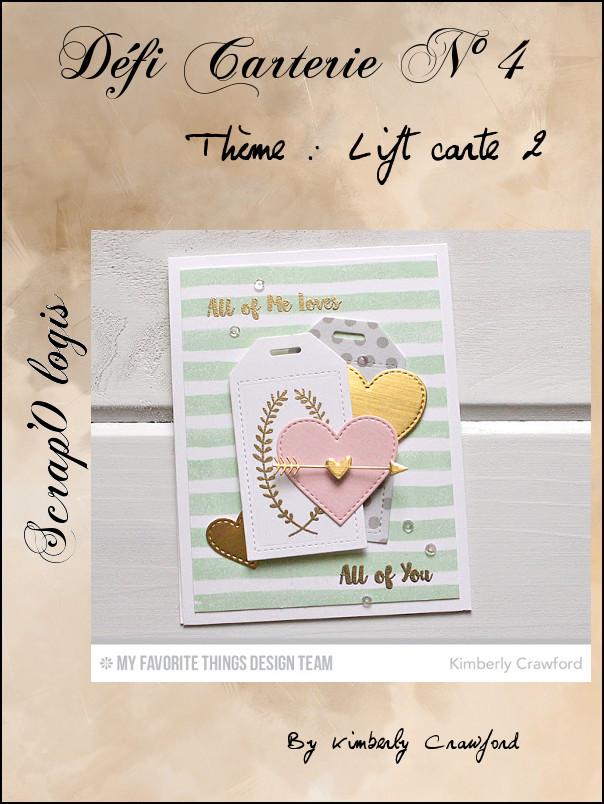 Défi carterie N°4 Lift carte 2 Def410