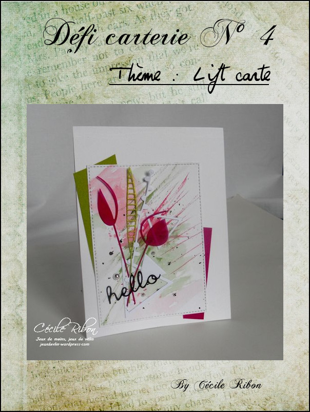 Defi carterie N°4 Lift de carte Lift_c10
