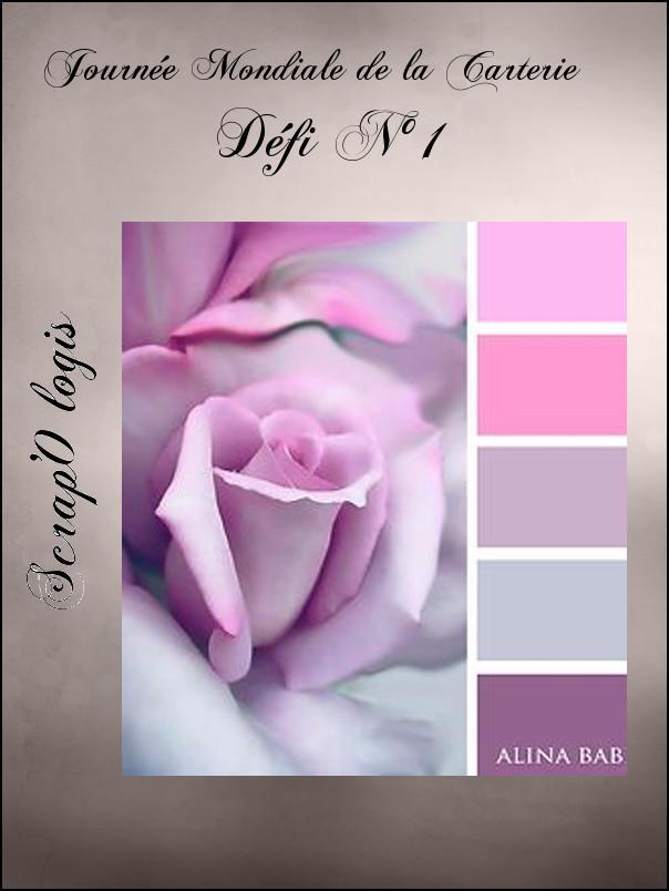 Journée Mondiale de la Carterie Défi N°1 Combo couleur Mondia10