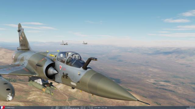 Mise à jour du Mirage 2000C : Le 2000 est comme le bon vin !!! Screen16