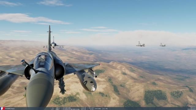 Mise à jour du Mirage 2000C : Le 2000 est comme le bon vin !!! Screen17