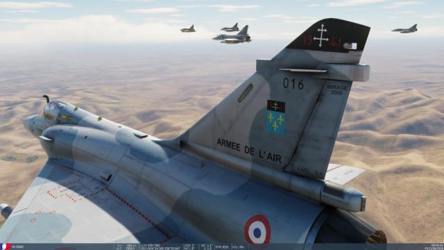 Mise à jour du Mirage 2000C : Le 2000 est comme le bon vin !!! Screen18