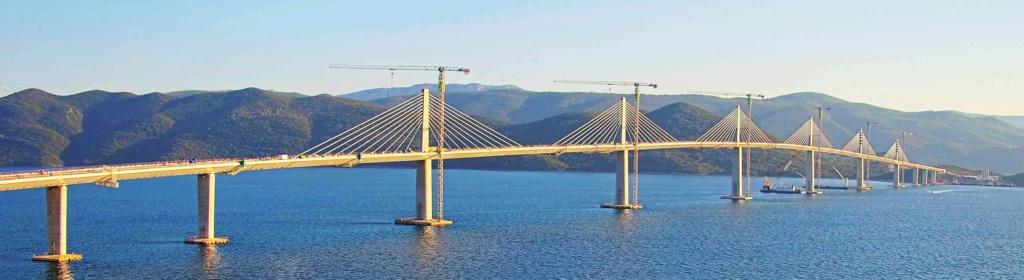 New China TV: China-constructed Peljesac Bridge progressing at speed in Croatia - Page 47 Ww11
