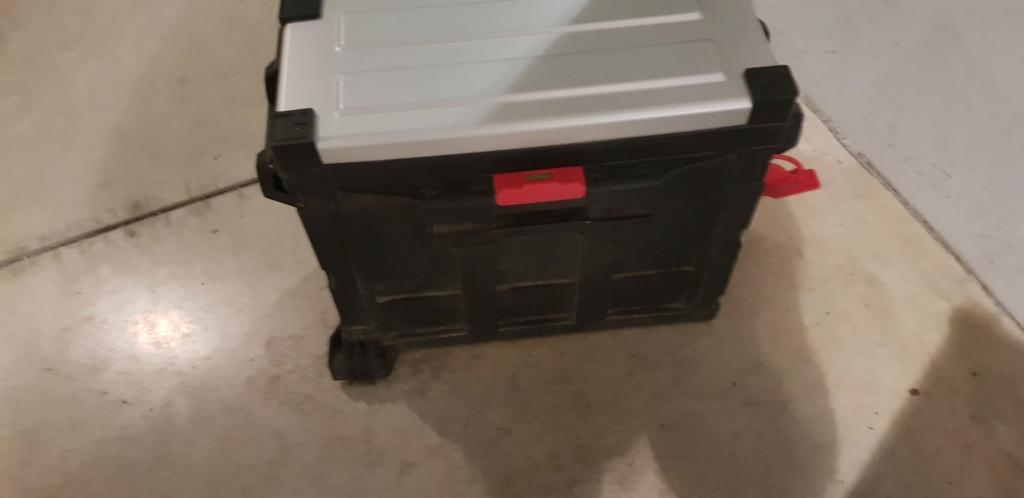Kit valises origine xt660z en parfait état avec leurs support 20191211
