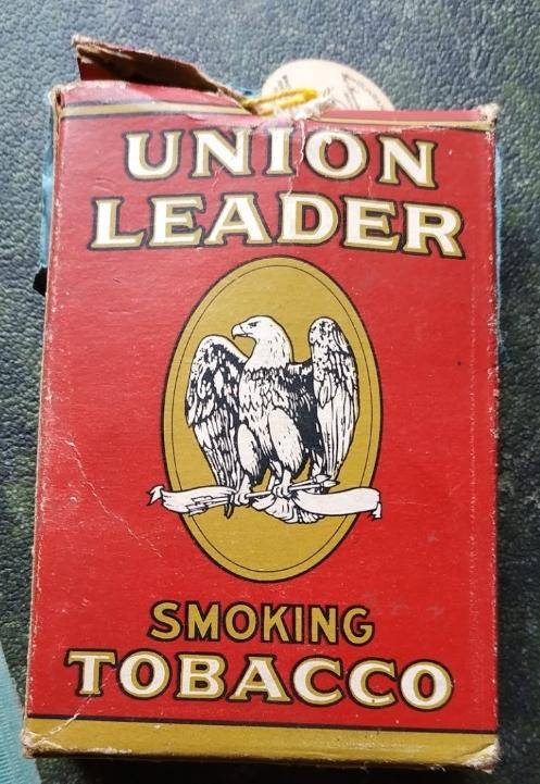 Boite de tabac carton Union Leader Union_11