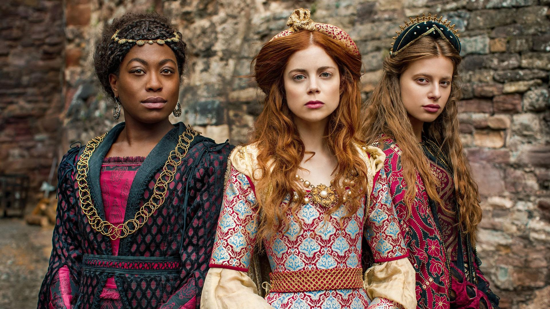 Fotos promocionales 'The spanish Princess' The-sp12