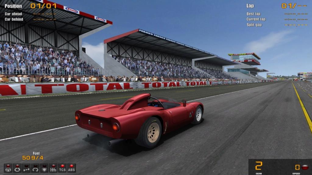 """[WIP/RELEASE] Alfa Romeo T33 """"Periscopio/Fleron"""" - Page 2 110"""