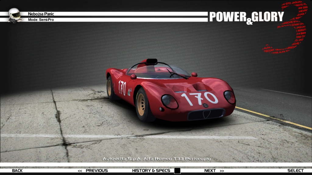 """[WIP/RELEASE] Alfa Romeo T33 """"Periscopio/Fleron"""" - Page 2 170_110"""