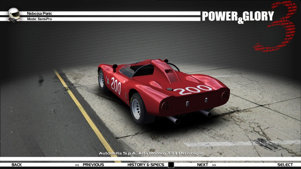"""[WIP/RELEASE] Alfa Romeo T33 """"Periscopio/Fleron"""" - Page 2 200_210"""