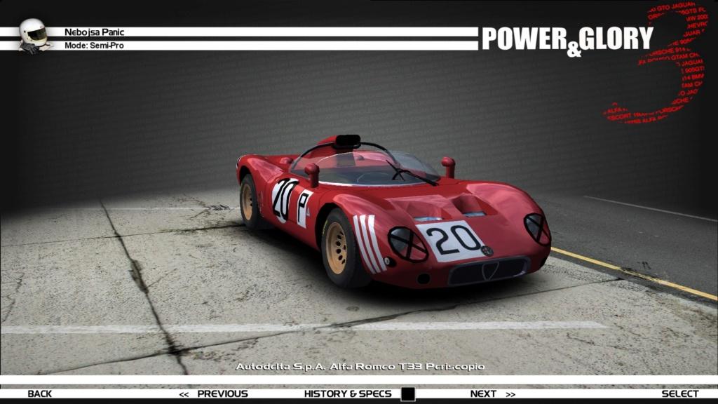 """[WIP/RELEASE] Alfa Romeo T33 """"Periscopio/Fleron"""" - Page 2 20_110"""