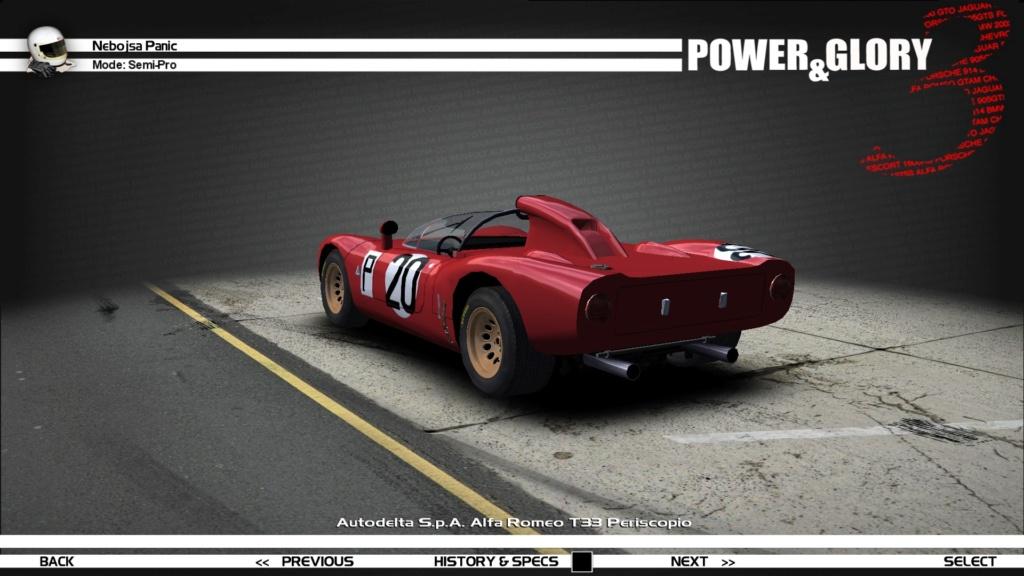 """[WIP/RELEASE] Alfa Romeo T33 """"Periscopio/Fleron"""" - Page 2 20_210"""