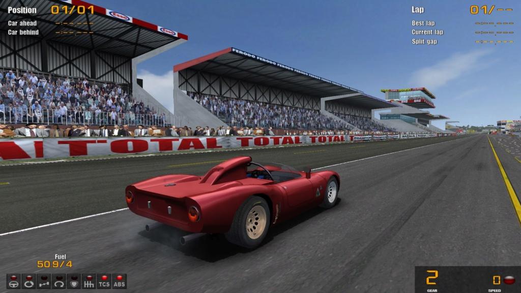 """[WIP/RELEASE] Alfa Romeo T33 """"Periscopio/Fleron"""" - Page 2 210"""