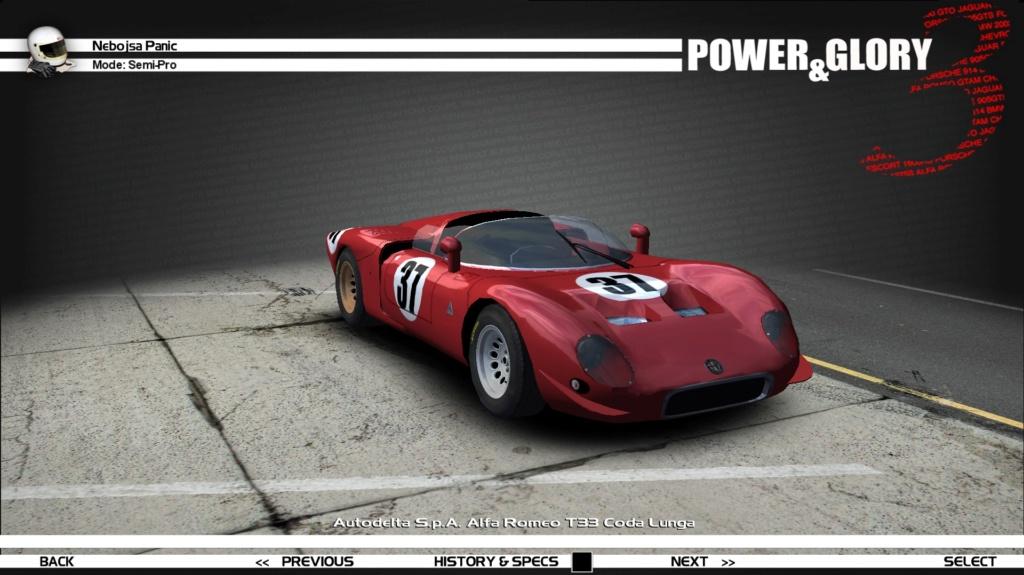 """[WIP/RELEASE] Alfa Romeo T33 """"Periscopio/Fleron"""" - Page 2 37_110"""