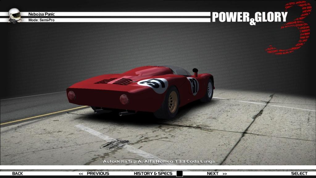 """[WIP/RELEASE] Alfa Romeo T33 """"Periscopio/Fleron"""" - Page 2 37_210"""