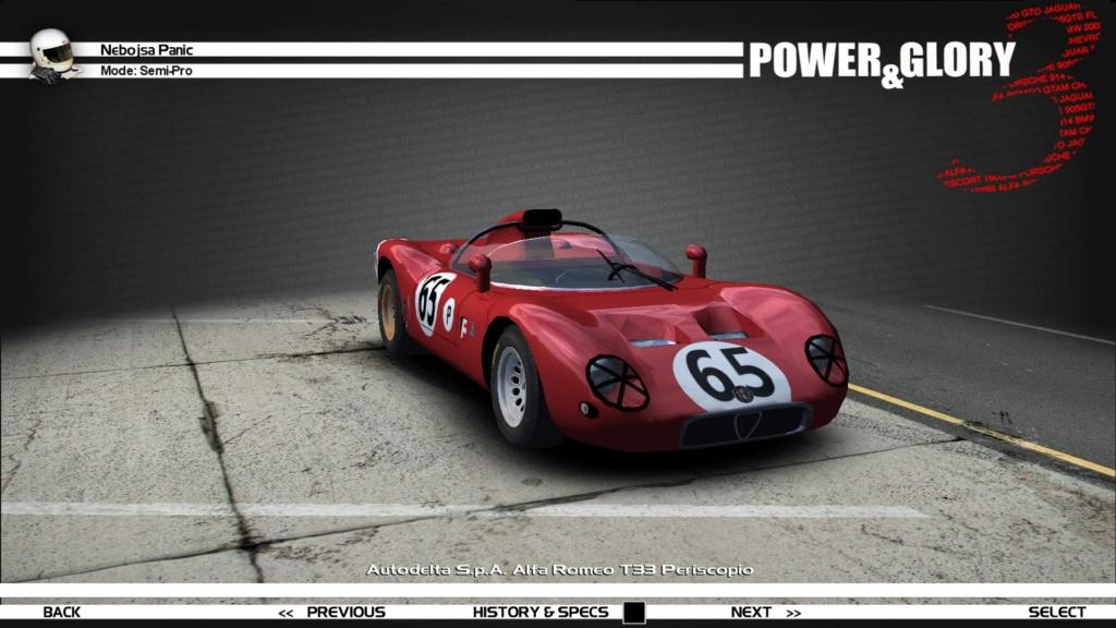 """[WIP/RELEASE] Alfa Romeo T33 """"Periscopio/Fleron"""" - Page 2 65_110"""